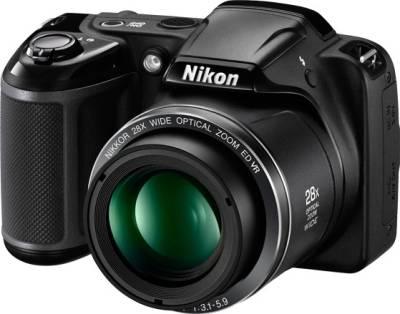 Nikon Coolpix L340 Digital Camera Image