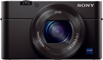 Sony Cyber-shot DSC-RX100M3(20.1 MP, 2.9 Optical Zoom, 44x Digital Zoom, Black)