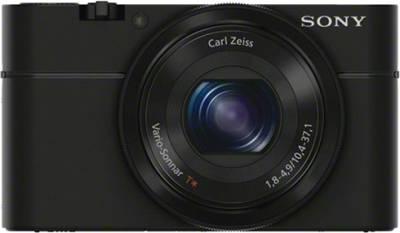Sony CyberShot DSC-RX100 Digital Camera Image