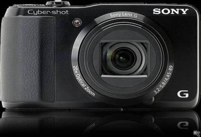 Sony-Cybershot-DSC-HX20V