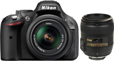 Nikon D5200 (Body only) DSLR Camera