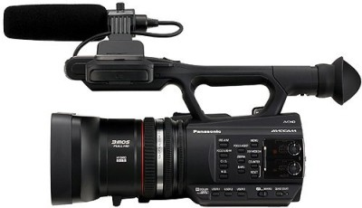 Panasonic AG-AC90AEN(Video camera) Video Camera(Black)