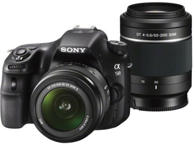 Sony Alpha SLT-A58Y DSLR Camera