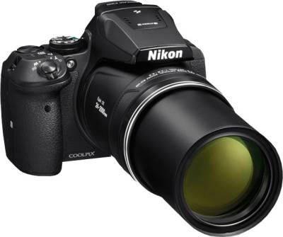 Nikon Coolpix P900 Digital Camera Image