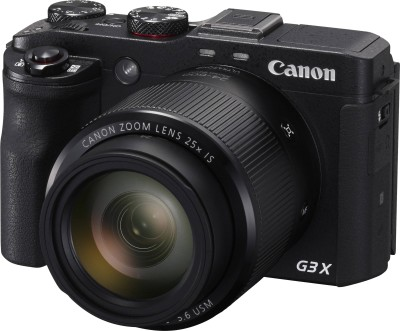 Canon G3 X Point & Shoot Camera(Black) 1