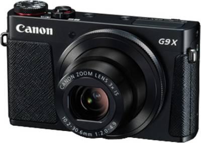 Canon PowerShot G9 X Point & Shoot Camera Image