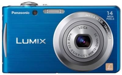 Panasonic Lumix DMC-FH2 Image
