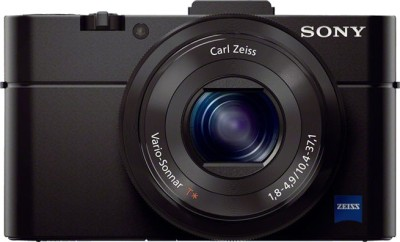 Sony DSC-RX100M2 Advanced Point & Shoot Camera(Black)