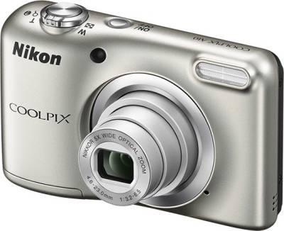 Nikon Coolpix A10 Point & Shoot Camera Image