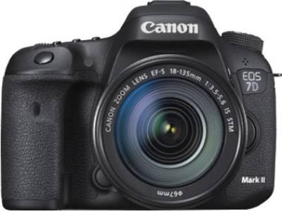 Canon EOS 7D Mark II (Kit with EF-S18-135 mm f3.5-5.6 IS STM) DSLR Camera Image