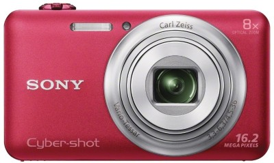 Sony DSC-WX80 Point & Shoot Camera(Red) 1