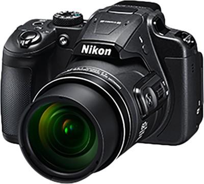 Nikon B700 Black Point & Shoot Camera