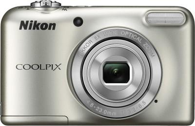 Nikon L29 Point & Shoot Camera(Silver) 1