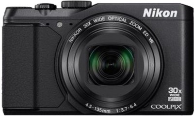 Nikon S9900 Point & Shoot Camera(Black) 1