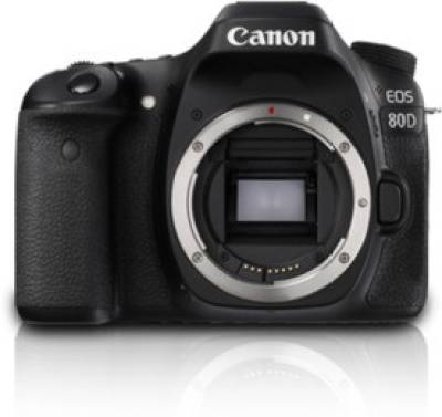 Canon EOS 80D DSLR Camera (Body Only) Image