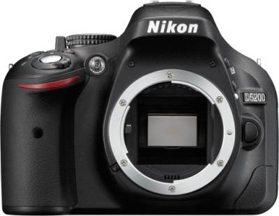 Nikon-D5200-(Body-Only)-DSLR