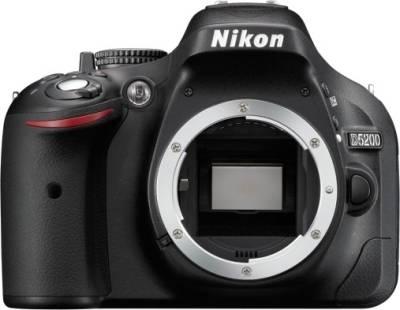 Nikon D5200 (Body Only) DSLR Image