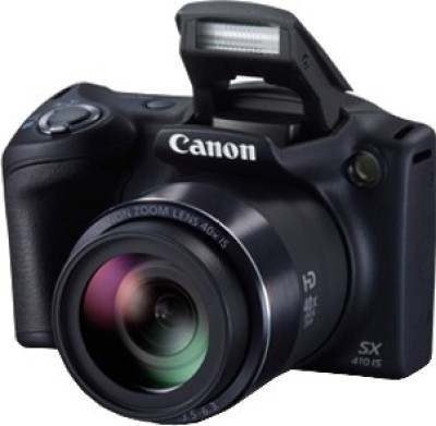 Canon SX410 IS Point & Shoot Camera