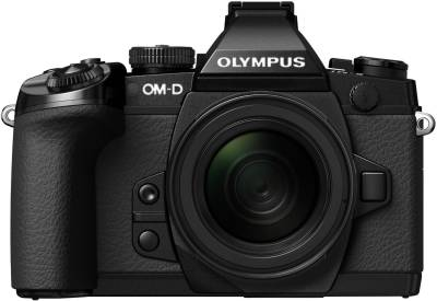 Olympus-OM-D-E-M1-(12-50mm-EZ-Lens)-Mirrorless