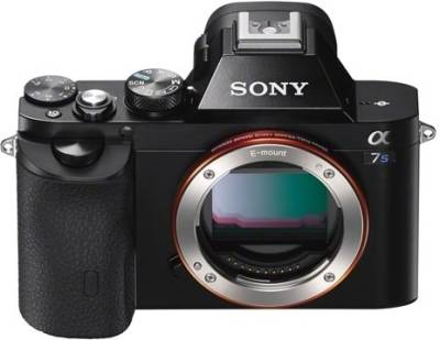 Sony ILCE-7S Mirrorless Camera Image