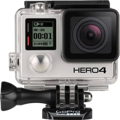 GoPro Hero4 CHDHX-401 Sports & Action Camera