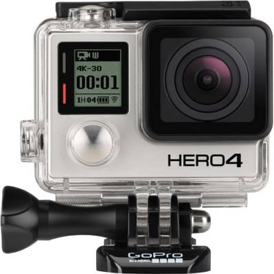 GoPro Hero4 CHDHX-401 Sports & Action Camera Image