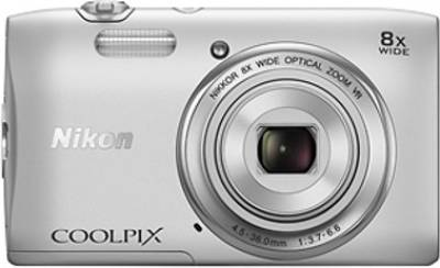 Nikon Coolpix S3600 Digital Camera Image