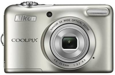 Nikon Coolpix L30 Digital Camera Image