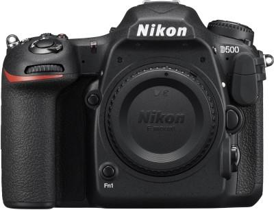 Nikon DSLR Camera (Body only)(Black) 1