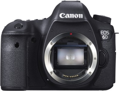 Canon EOS 6D Body DSLR Camera