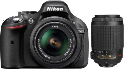 Nikon-D5200-(with-AF-S-18-55mm-+-55-200mm-VR-II-Lens-Kit)