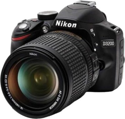 Nikon D3200 (Body with AF-S 18-140 mm VR Kit Lens) DSLR Camera(Black) 1