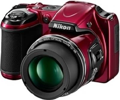Nikon Coolpix L820 Digital Camera Image