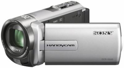 Sony DCR-SX45E Camcorder Camera(Silver) 1