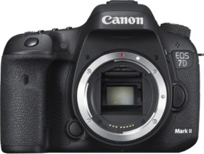 Canon EOS 7D Mark II DSLR Camera (Body only)(Black)