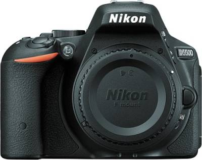 Nikon D5500 DSLR Camera (Body Only) Image