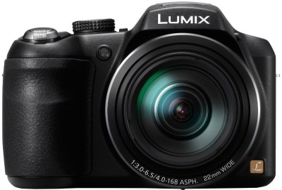 View Panasonic Lumix DMC-LZ40 Point & Shoot Camera Price Online(Panasonic)