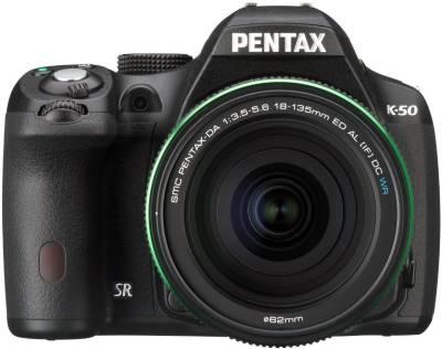 Pentax K-50 DSLR (18-135mm WR Lens) Image