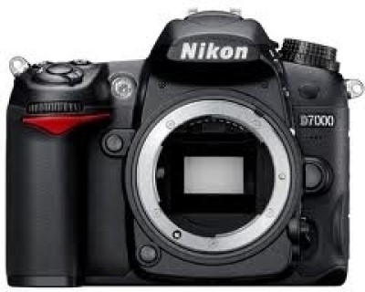 Nikon D7000 DSLR Camera (Body only)(Black)
