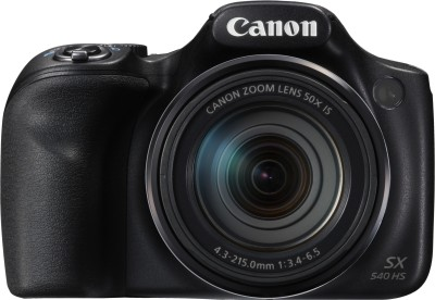 Canon SX540 HS Point & Shoot Camera