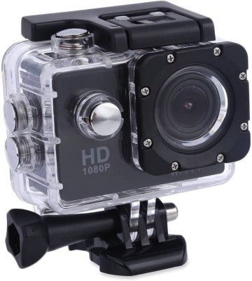 View Digimart Dm-Adventure HD Waterproof Mini Sports & Action Camera(Black) Price Online(Digimart)