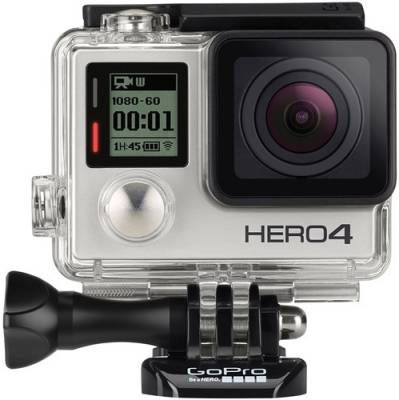 GoPro Hero4-CHDHY-401 Sports & Action Camera Image