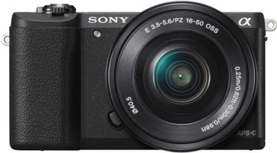 Sony ILCE-5100L/B AP2 Mirrorless Camera(Black) at flipkart