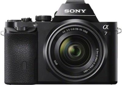 Sony ILCE-7K Mirrorless Camera(Black) 1