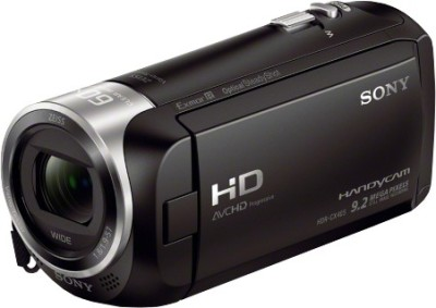 Sony HDR-CX405 Camcorder Camera(Black)