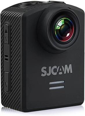View Mobile Gear SJCAM M20 16MP 4K 2304*1296p 30fps Gyro Stabilization WiFi Waterproof DVR Mini Camcorder & Sports & Action Camera(Black) Price Online(Mobile Gear)