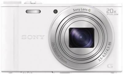 Sony Cybershot DSC-WX350 Digital Camera Image