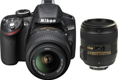 Nikon-D3200-(with-AF-S-18-55-mm-VR-Kit-+-AF-S-NIKKOR-50-mm-DSLR)