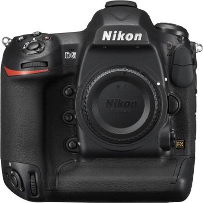 View Nikon D5 (Body Only) DSLR Camera (Body only)(Black) Price Online(Nikon)