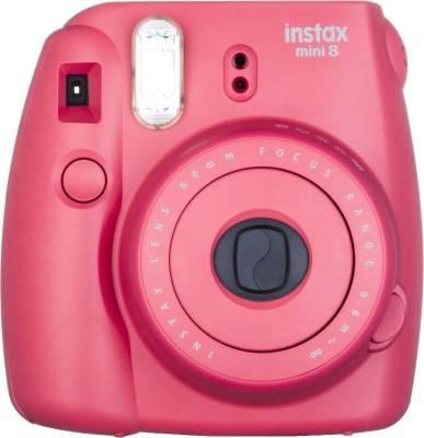 Fujifilm Instax Mini 8 Instant Camera Image